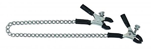 Adjustable-micro-plier-nipple-clamps-wlink-chain-Package-Of-5