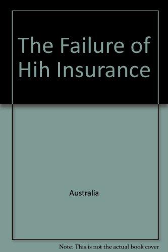 the-failure-of-hih-insurance