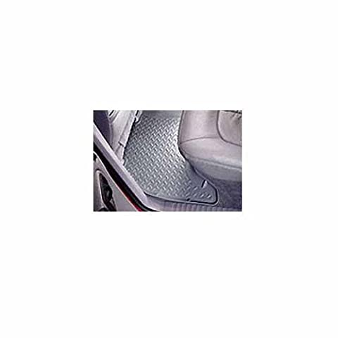 Husky Liners Back Seat Liner For Chevrolet ~ Silverado ~ 2007-2012 ~ Black ~ Crew Cab (Husky 61521)