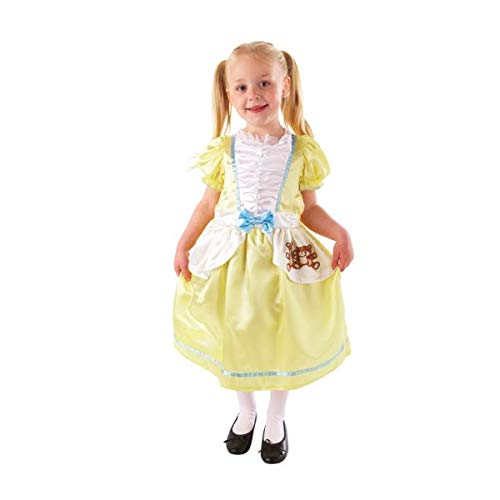 Fancy Dress - Goldilocks Costume Children's Small 3-5years]()