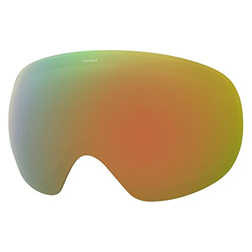 Electric Visual EG3 Brose/Red Snow Goggle (Electric Goggle)