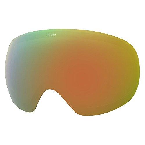 Electric Visual EG3 Brose/Red Snow Goggle - Electric Lenses Eg3