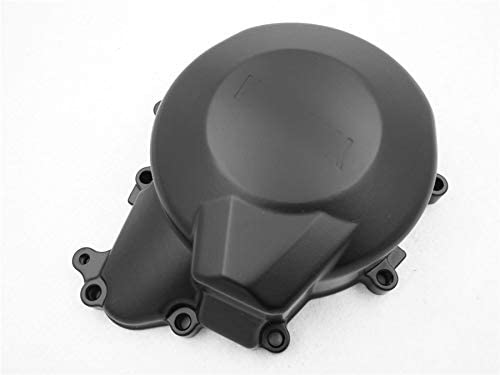 XKMT-Engine stator cover Compatible With 2003-2005 Yamaha YZF-R6 Crankcase Left Black B0116N18I2