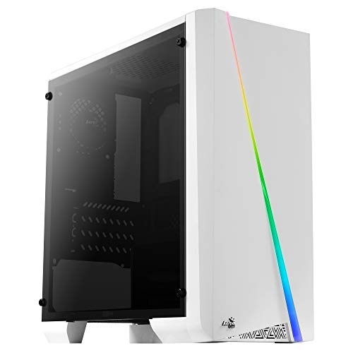 Aerocool AeroEngine PC case CYLONMINI Única White
