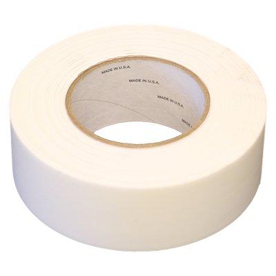 White Poly Tape 9mil 2''x55yds (24 Roll Case / $6.25 rl)