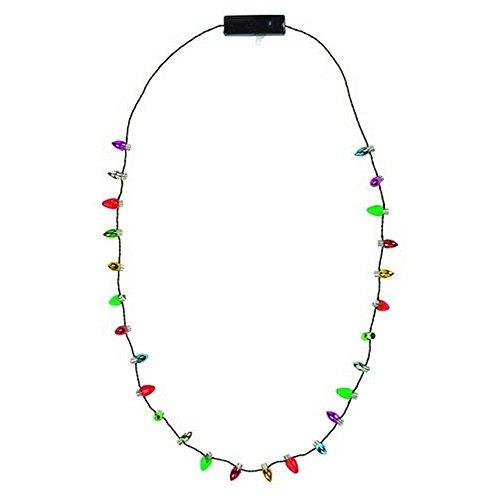 Light Bulb Necklace -