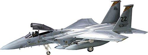 Hasegawa 1:48 Scale F-15C Eagle Model - F-15c Eagle