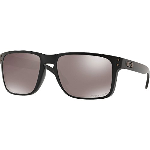 Oakley Holbrook XL Polarized Sunglasses,Matte - Polarized Black Oakley Holbrook Matte