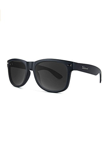 Knockaround Fort Knocks Polarized Sunglasses, Black on Black / - Sunglasses Knockaround