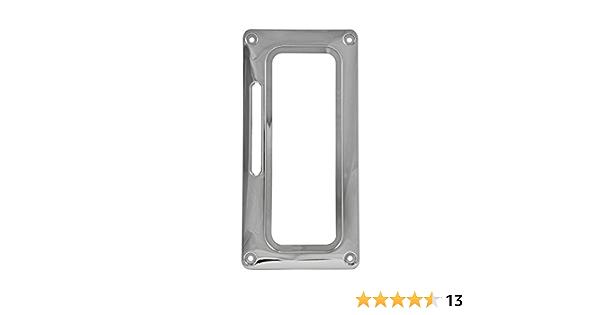 B/&M 81027 Chrome Plastic Cover for Quicksilver Shifter