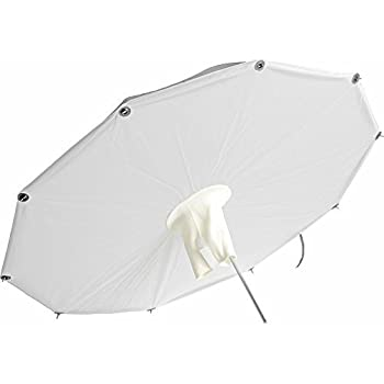 Photek 36 inch Softlighter, Diffusing Umbrella with Black Cover