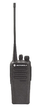 AAH01JDC9JC2AN CP200D Original Motorola Analog VHF 136-174 MHz Portable Two-way Radio 16CH, 5W - Original Package - 2 Year Warranty by Motorola