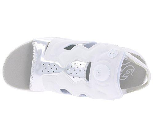 Mag Talon Reebok avec Fury Sandale au Blanc Bride Femme Instapump Classic Sandal Pour TqIqOC