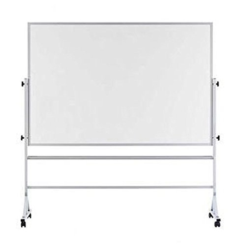 Marsh 42x60 White porcelain markerboard one side Natural Cork one side Reversible, Aluminum trim electronic consumers