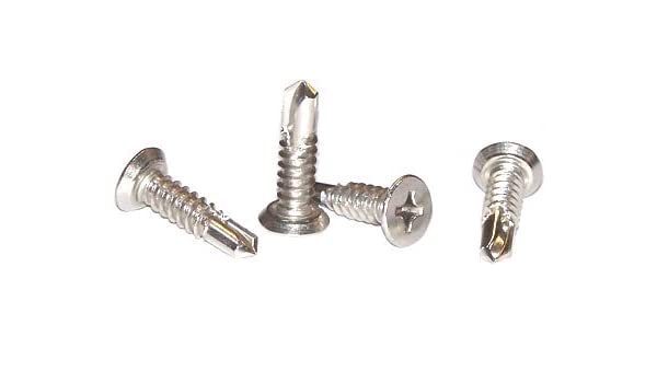 5//8 Length Small Parts Plain Finish Vented Hex Head 18-8 Stainless Steel Machine Screw Pack of 10 5//8 Length #6-32 Threads External Hex Drive