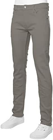 URBAN K Men's Skinny Fit Jeans