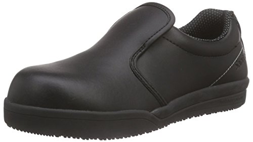 Sanita San-Chef Slipper-S2, Scarpe Antinfortunistiche Unisex – Adulto Nero (Schwarz (Black 2))