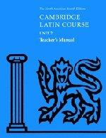 Cambridge Latin Course Unit 2 Teacher's Manual North American edition (North American Cambridge Latin Course) -  North American Cambridge Classics Project, Teacher's Edition, Spiral-bound