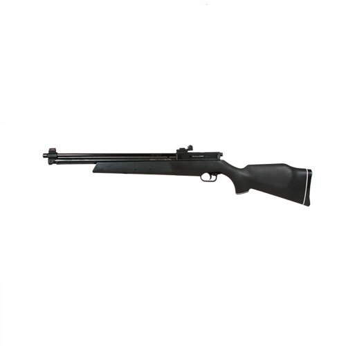 Webley Rebel 0.22 Pump Air Rifle, Right Hand, Black