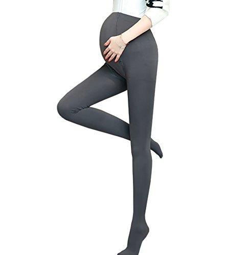 ca248970d7cfa KOOYOL Women's Maternity Pantyhose Opaque Tights Leggings Warm Pants Winter  320 Denier
