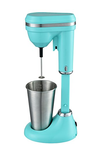 Brentwood SM-1200B Milkshake Maker, Small, Turquoise by Brentwood (Image #1)