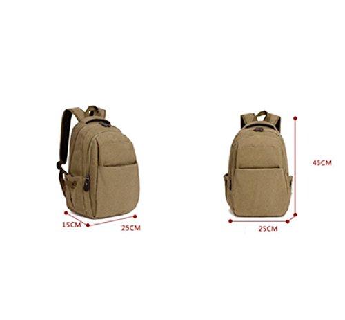 Laidaye purpose Backpack Business Leisure onesize Shoulders Outdoor c Multi Travel Bag 0w0r8U