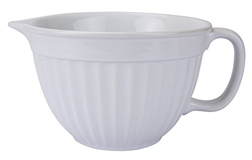 Boston Warehouse Stoneware Batter Bowl, Classic - Boston Downton