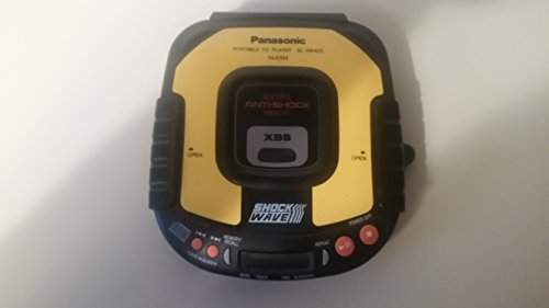 Panasonic Shockwave Portable Compact SL SW405