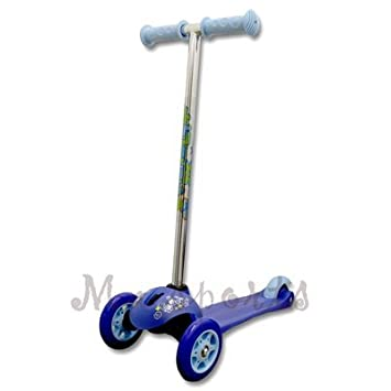 MAS Trail Twister niños Triciclo Push Scooter, Niño niña ...