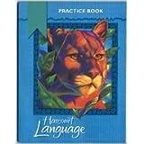 Harcourt Language: Practice Workbook, Grade 4
