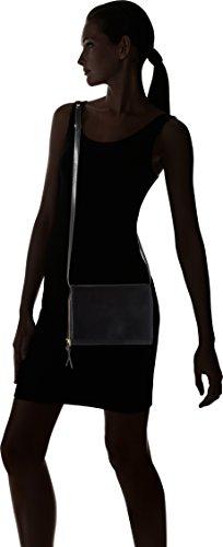 Royal RepubliQ Raf Eve - Borse a secchiello Donna, Schwarz (Black), 5x15x22 cm (B x H T)
