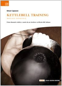 amazon it kettlebell training manuale didattico omar capuzzo libri rh amazon it