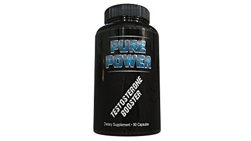 Testosterone Booster By Pure Power Labs by Vita Vibrance (Image #1)