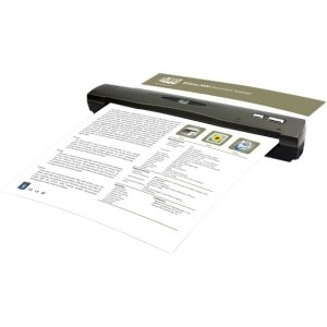 Adesso Mobile Office Scanner / 600 X 600 Dpi/High Speed/USB 2.0