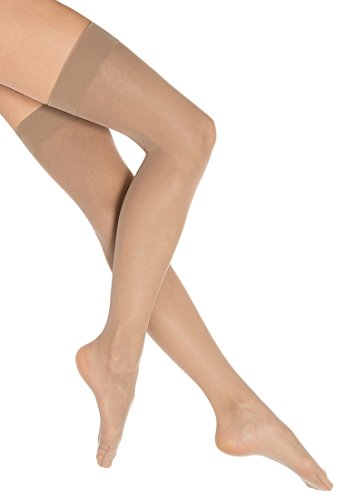 Wolford Individual 10 Stocking - Mujer 10 Denier cosmetic