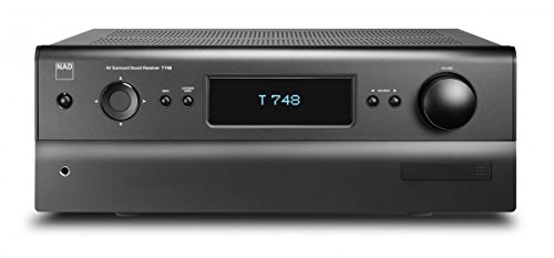 NAD - T 748 v2 Surround Receiver