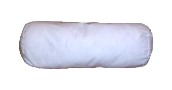 Amazon.com: 7 x 28 inch Bolster forma cilíndrica almohada ...