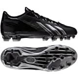 Adidas Men's Filthy Speed Fly Low Molded Football Cleats, Black|Platinum|Titanium,