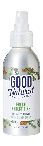 Good Natured Brand The Best All-Natural Eco-Friendly Fresh Forest Pine Room & Linen Spray 4 fl. oz.