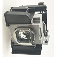 Replacement PANASONIC PT-AE8000U LAMP & HOUSING Projector TV Lamp Bulb