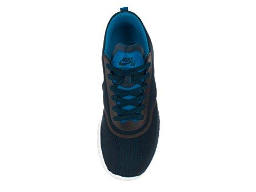 NIKE Herren SB Lunar Paul Rodriguez 9 Skate Schuh Obsidian / Foto Blau / Weiß