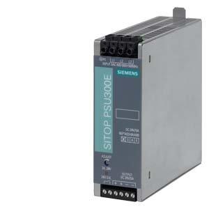 Siemens SITOP Power–Alimentation Alimentation SITOP 3courant alternatif 400–500V 24V/5A