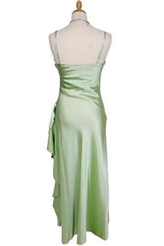 Vestito chiaro amp; Top Donna Verde Christine JuJu gxPqwH8E