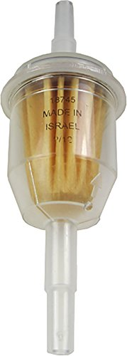 Price comparison product image Club Car Inline Fuel Filter / For 1992-Up DS & 2004-Up Precedent Gas Golf Carts