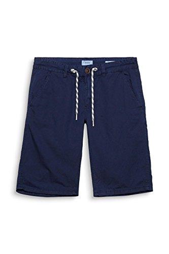 Edc Cortos Pantalones Esprit Hombre By navy Azul 400 Para qCUqR1wxrp