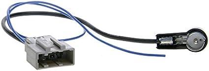 Carmedio Nissan Qashqai J10 06 13 2 Din Autoradio Einbauset In Original Plug Play Qualität Mit Antennenadapter Radioanschlusskabel Zubehör Und Radioblende Einbaurahmen Schwarz Navigation
