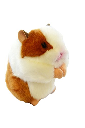 Kingdom Kuddles Golden Hamster Harold- Plush Stuffed Animal