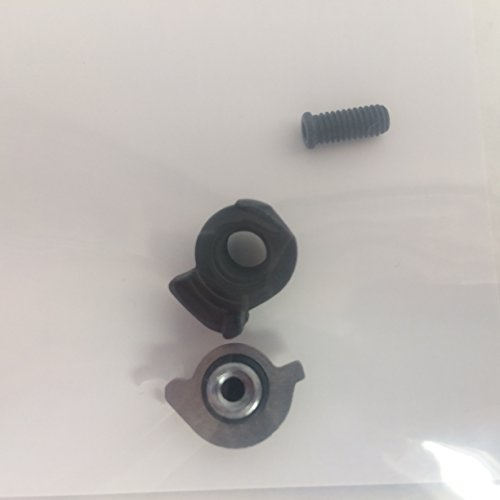 Cable Bolt Fixing (Shimano FD-R8000 Cable Fixing Bolt Unit & Cable Adjust Bolt Unit - Y2BA98010)