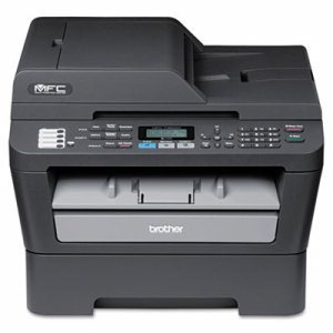 MFC-7460DN Compact All-in-One Laser Printer, Copy/Fax/Print/Scan by BROTHER (Catalog Category: Computer/Supplies & Data Storage / Printers)