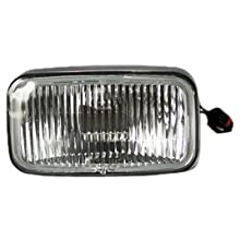 TYC 19-5449-00 Jeep Grand Cherokee Driver/Passenger Side Replacement Fog Light